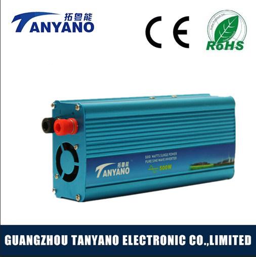 500W DC to AC off Grid Blue Pure Sine Wave Inverter