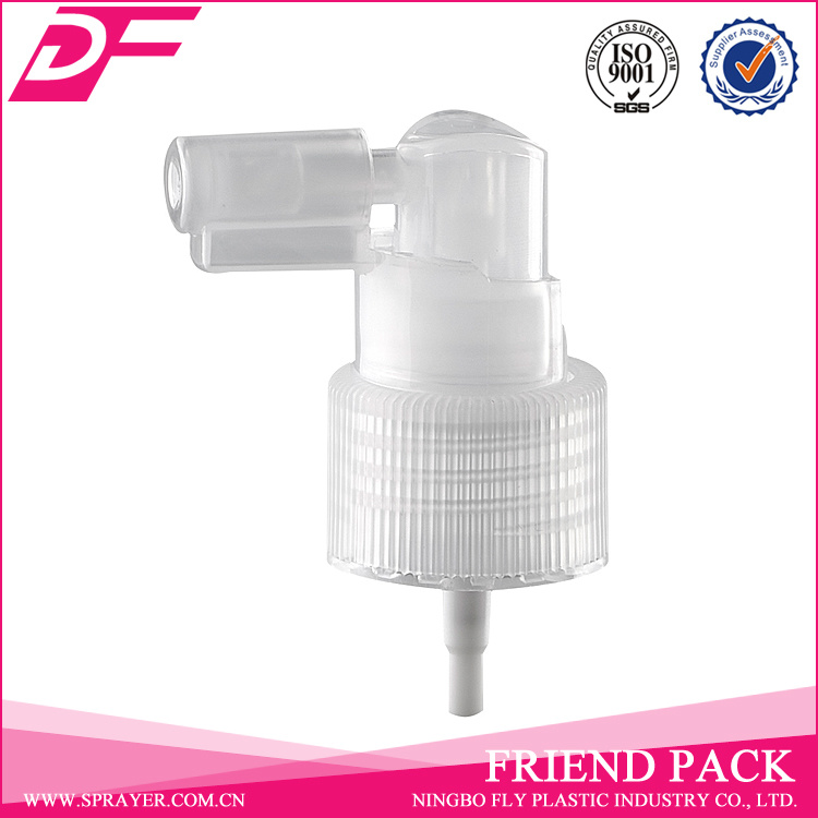 High Quality Plastic Oral Sprayer 20/410 ISO 9001