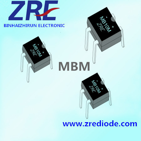 MB1m Thru MB10m 0.5A Mbm Package Bridge Rectifier Diode