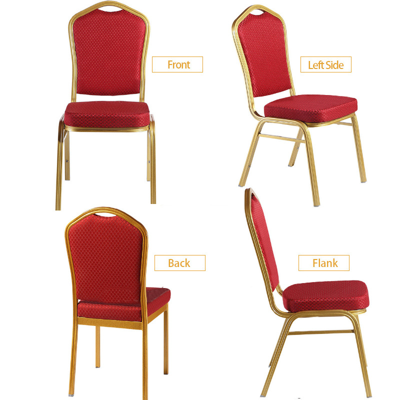 Home Furniture Restaurant Chairs Dining Chair for Banquet and Wedding Hall (SBE-CY0316)