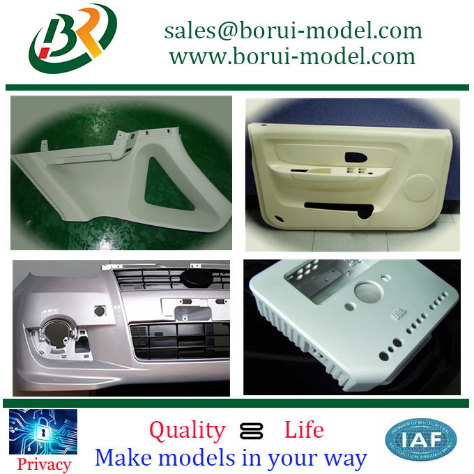 Rapid Prototyping for Auto Parts, Samle Production Factory