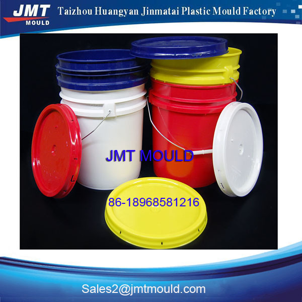 Plastic Oil Pail Mould