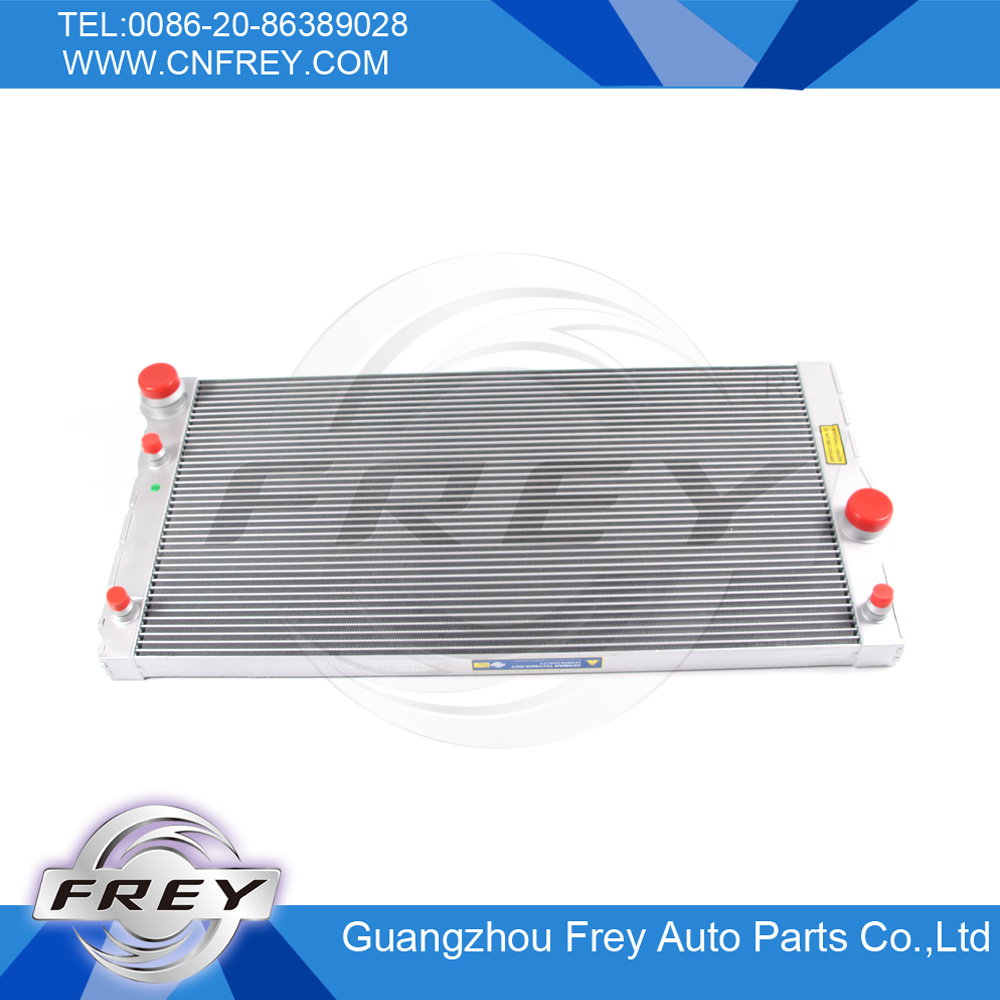 Car Accessory Radiator Water Tank Cooling System 17117562586 for F01 F02 F10 F18 Aluminum Radiator Auto Parts