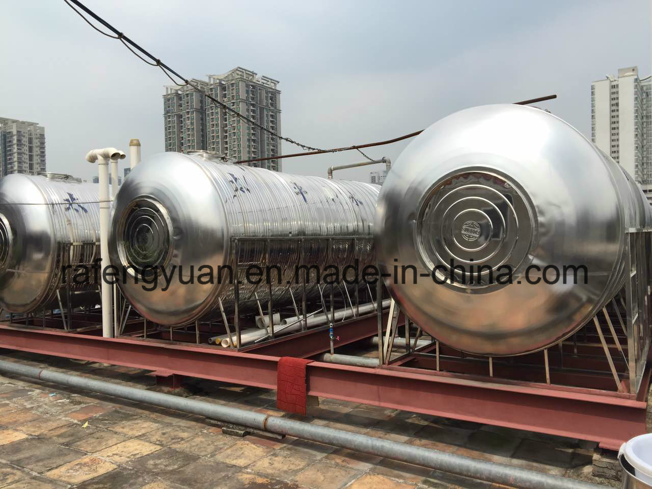 Big Capacity 1000L-20000L Stainless Steel Water Tank