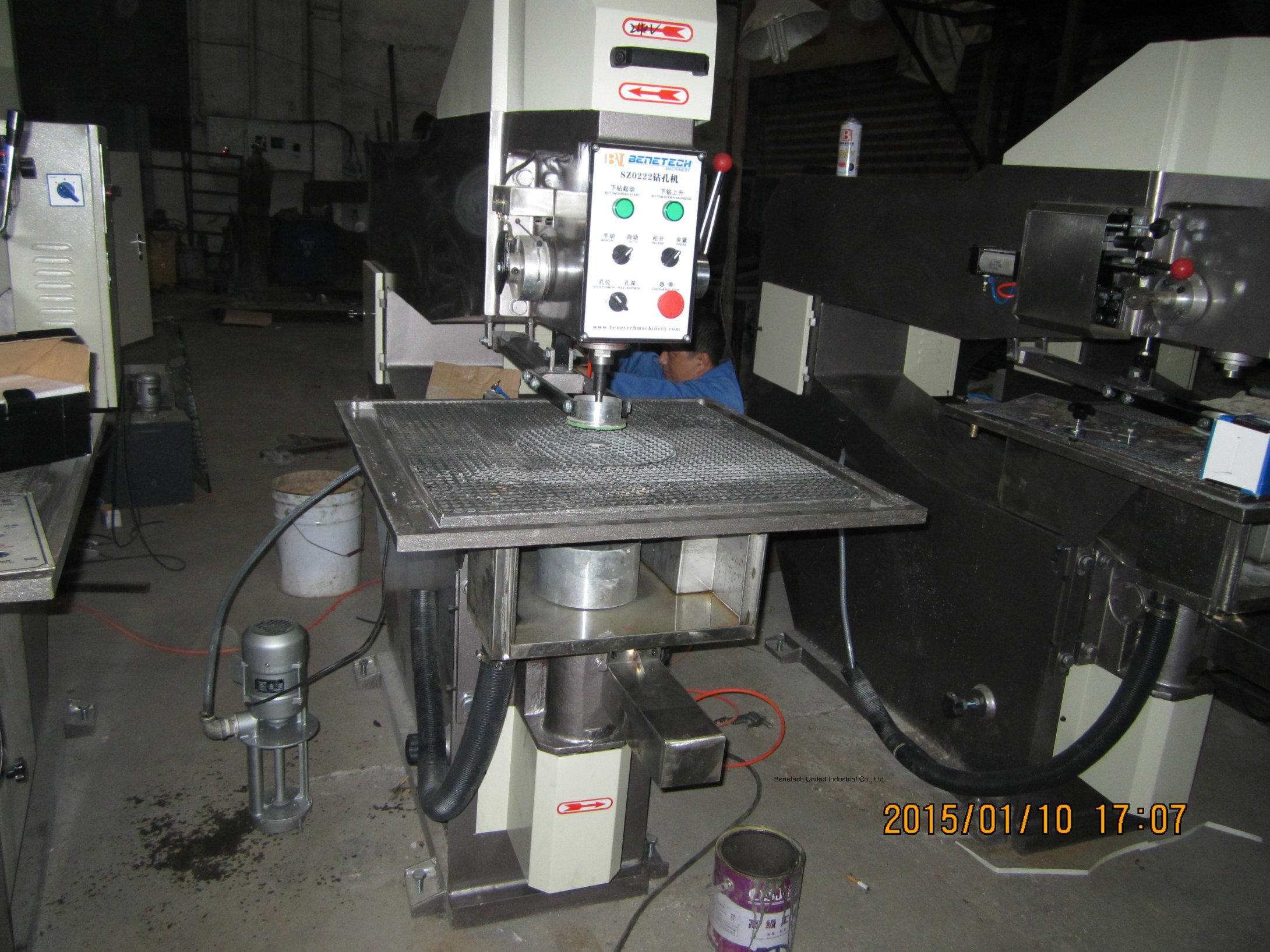 Glass Drilling Machine Horizontal Bd80s