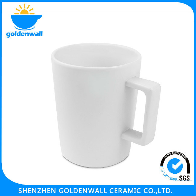 Ceramic Eco-Friendly Milk Mug with Customized Logo