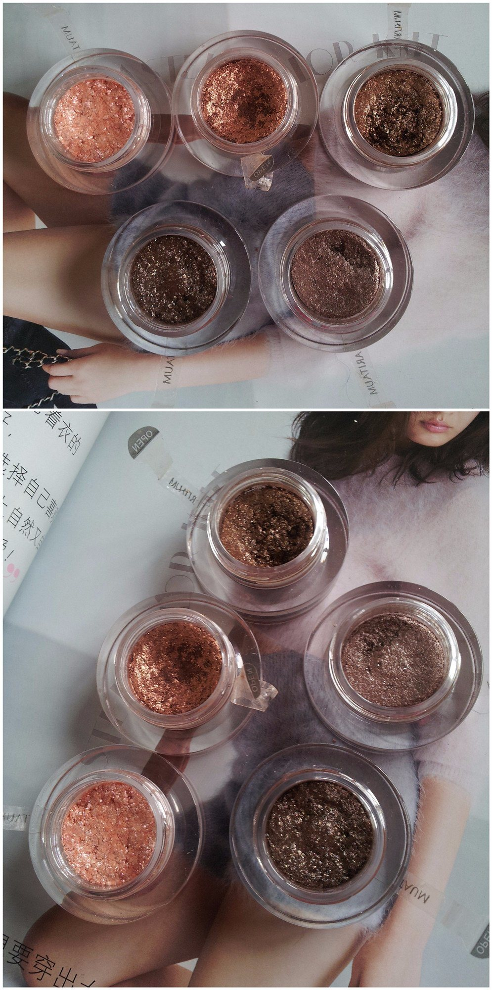 Top Quality Eyeshadow OEM Private Logo