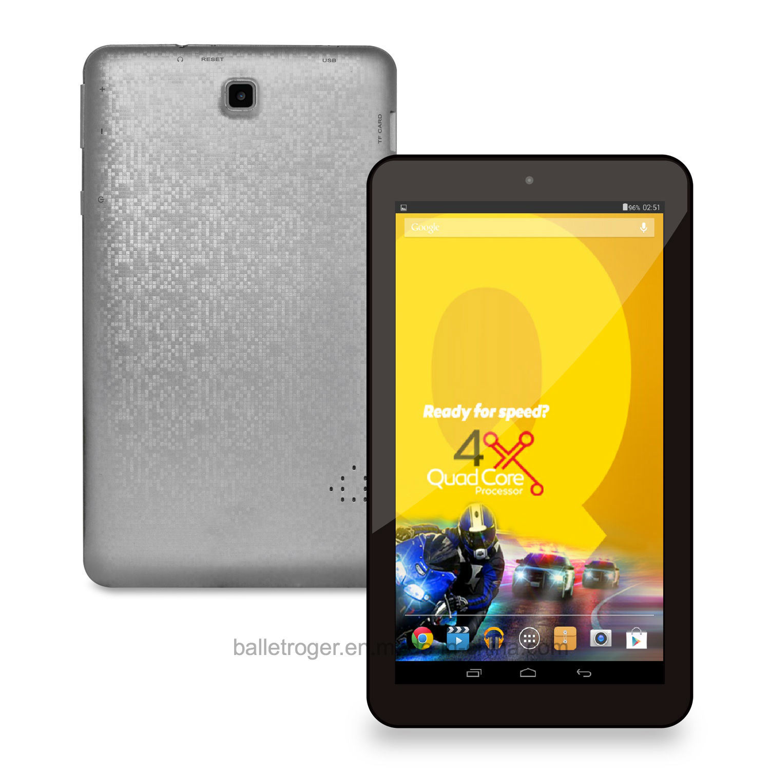 7inch Quad Core Tablet PC