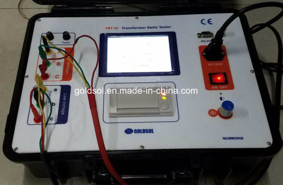 Transformer Turn Ratio Tester