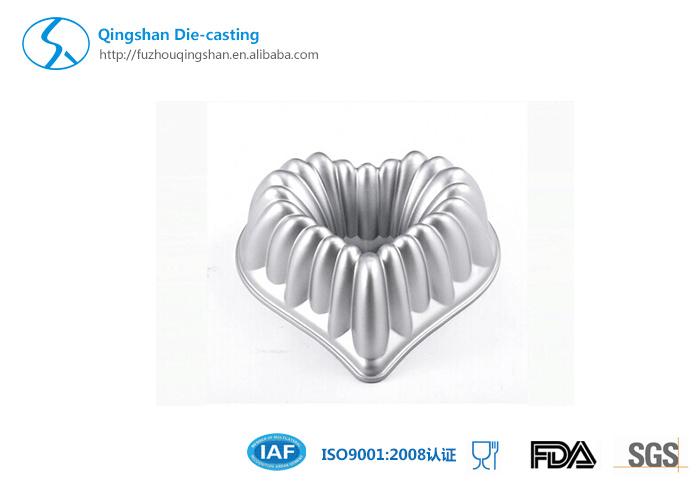 Die-Casting Cake Mould