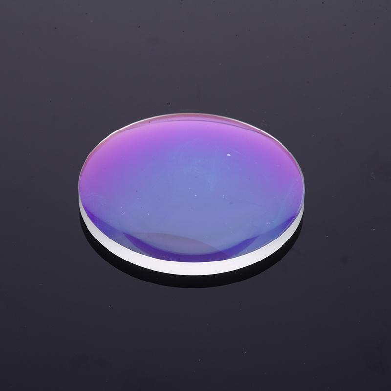 Giai Customized 532nm Laser Line Coated Fused Silica Optical Lenses