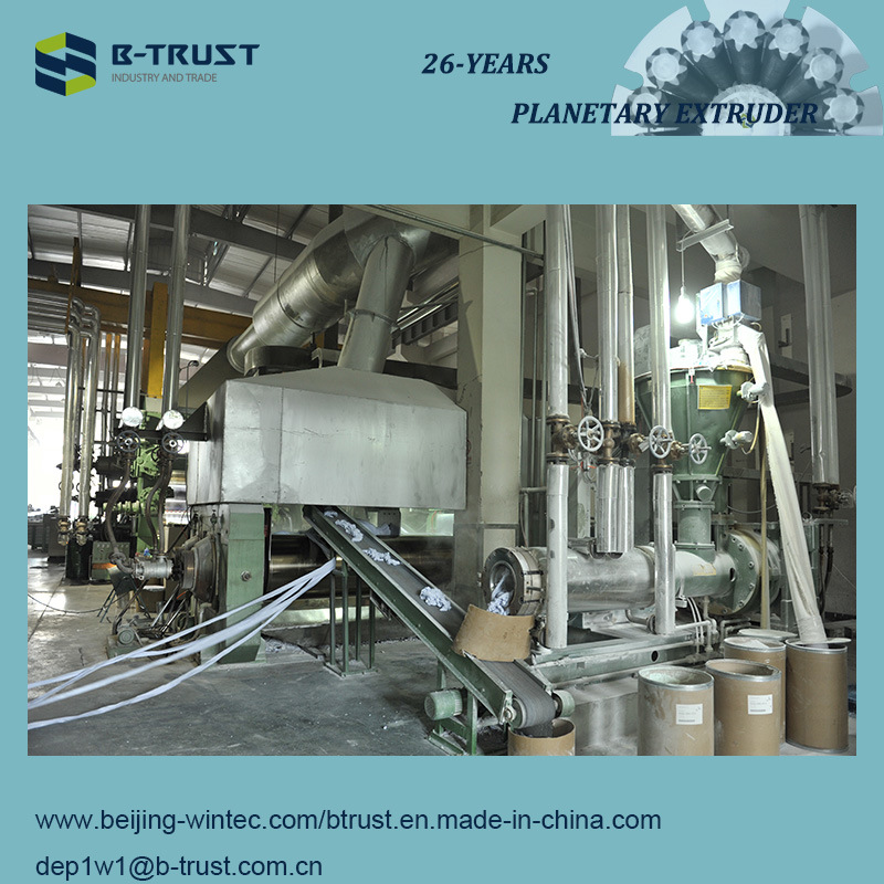 Two Roll Mill for PVC Films Calender Line