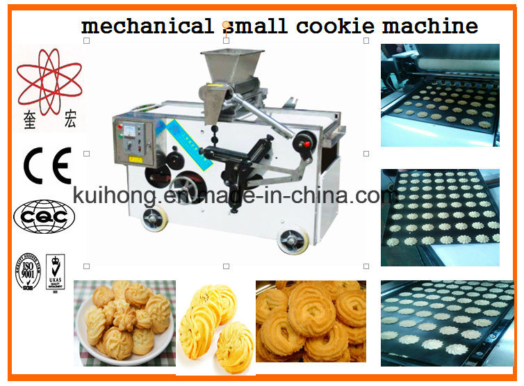Kh-400 Factory Use Manual Cookie Machine