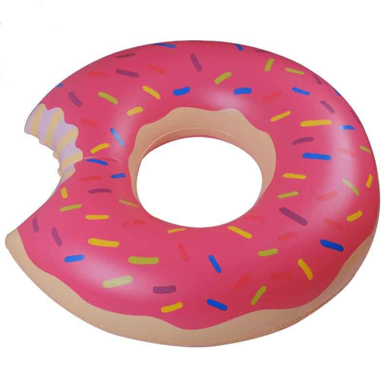 120cm Diameter Inflatable Donut Swim Ring