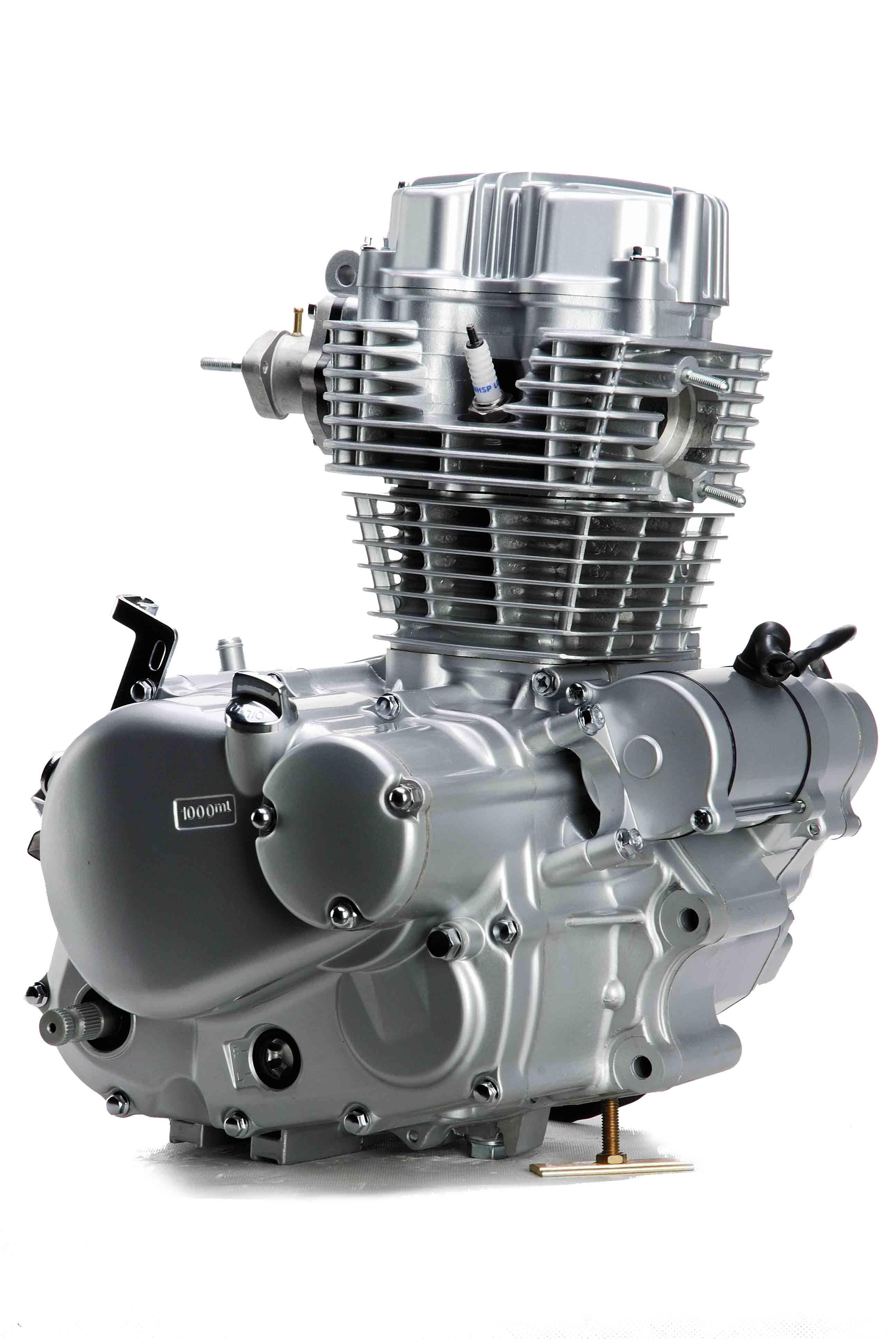 China Engine Motor Cgt Lingmu Silver White R 125cc