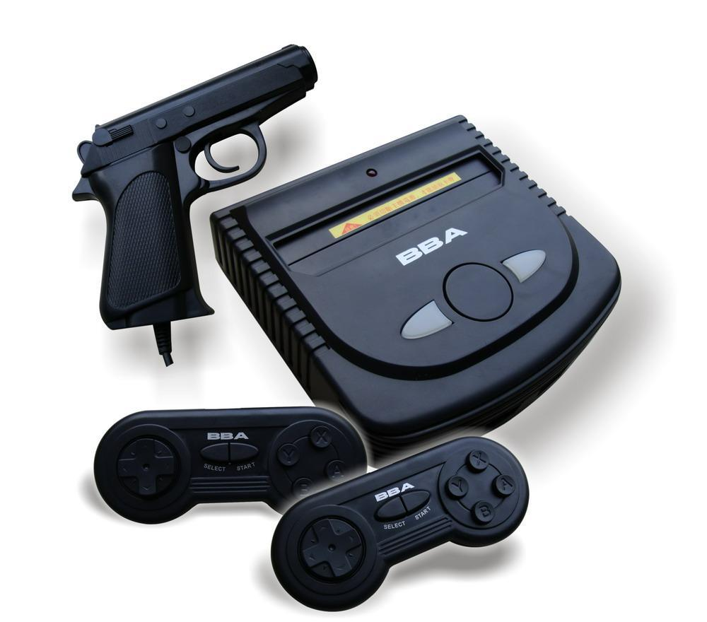 video game consoles - photo #19