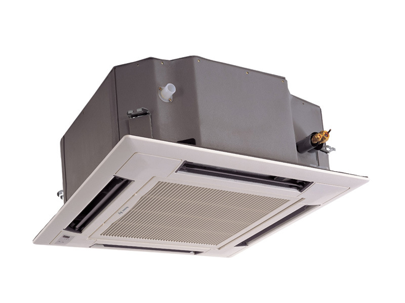 China Horizontal Ceiling Concealed Fan Coil - China Fan Coil