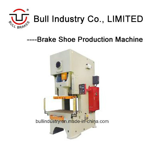 Brake Shoe Making Machine of Punching with High Efficiency