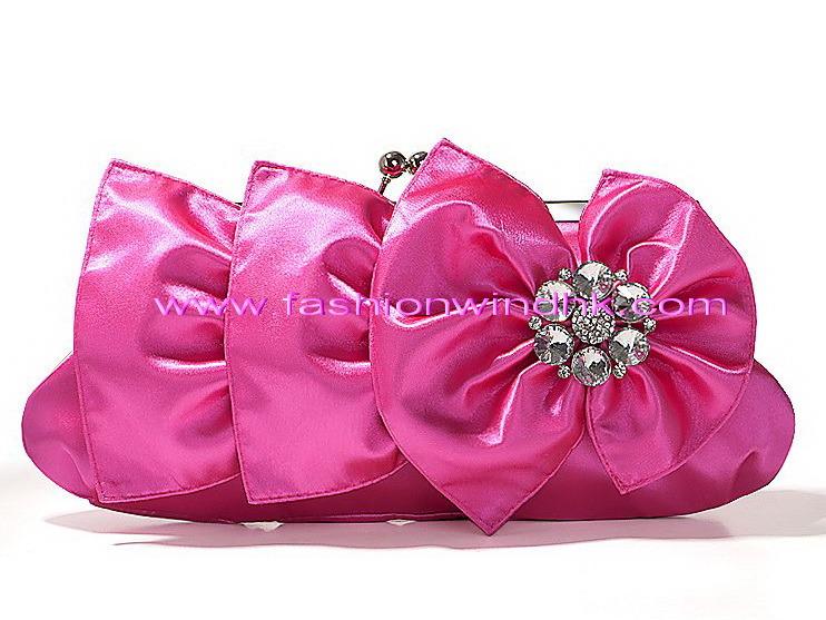 Wedding Bags, Fashion Satin Bags, Bridal Bags (EB695) - China Wedding