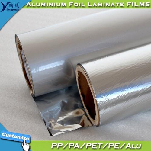Insulation Aluminum Foil Backed Film for Radiant Barrier