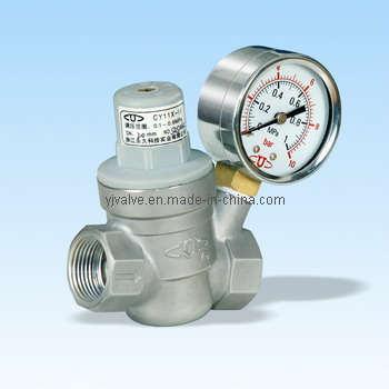 Water Heater Pressure Regulator Valves (CY11X)
