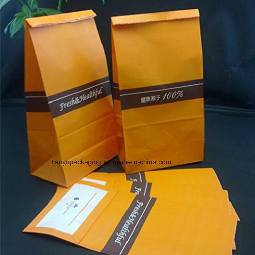 Paper Bag for Flour Gusset Kraft Paper Sack
