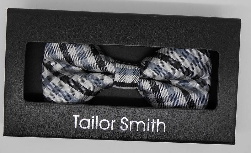 New Design Fashion Men′s Woven Bow Tie (DSCN0073)