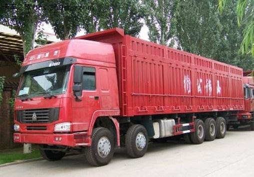Zz3537n30d7a/Now Sinotruk HOWO 10X6 Tipper Truck (ZZ3537N30D7A/NOW)