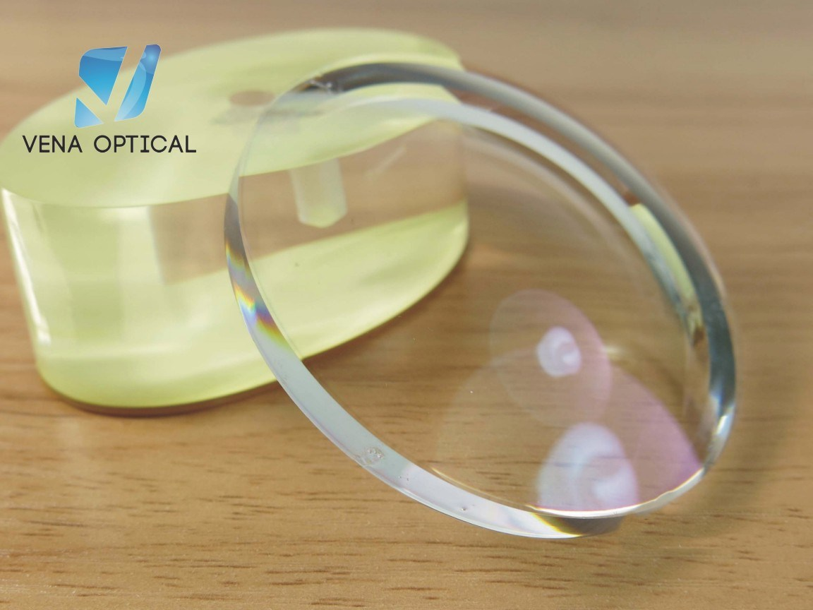 1.1.1stock Lens 1.50 Hmc Single Vision Optical Resin Lenses High Quailty (ISO9001&FDA&CE) Cr-39 1.499 Optical Lens