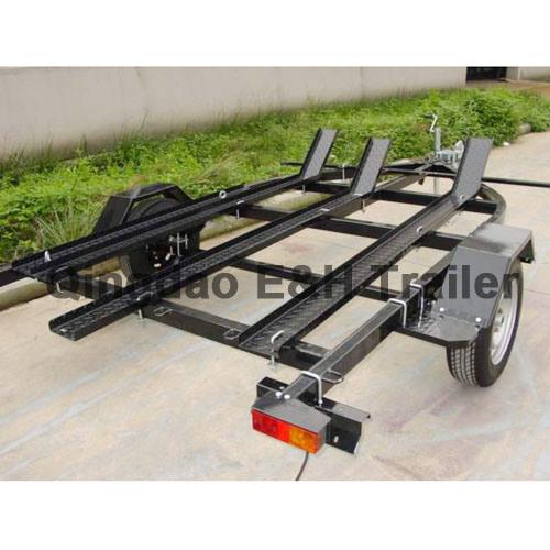 3 Rail Motor Trailer (CT0302P)