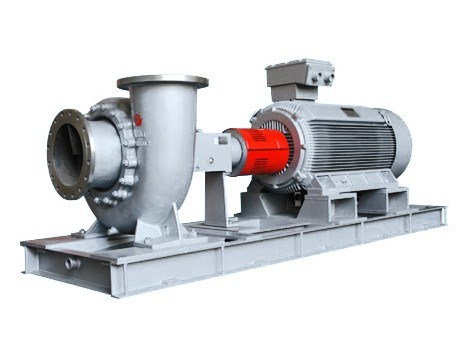 Chemical Mixed-Flow Pump (HW)