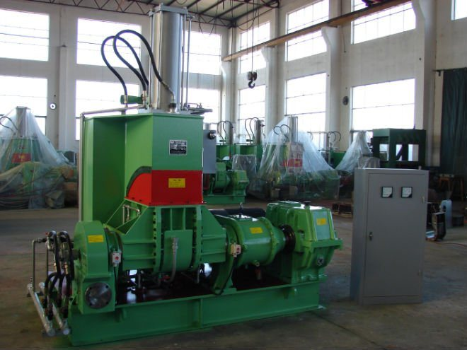 Banbury Mixer / Rubber Mixing Mill