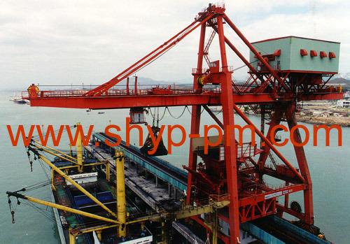 Rail-Mounted Gantry Crane (RMG) with ISO9001