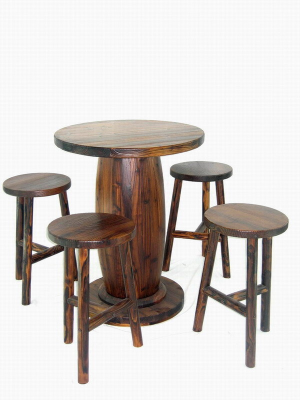 China bar table and chair ar furniture