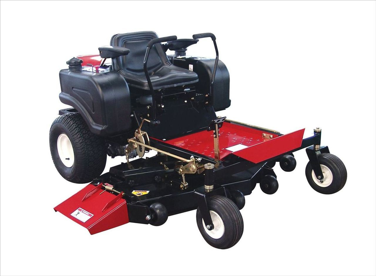 Tianjin Tractor Parts : China zero turn lawn mower xd z