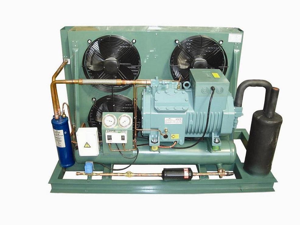 Refrigeration  Condenser Refrigeration Unit