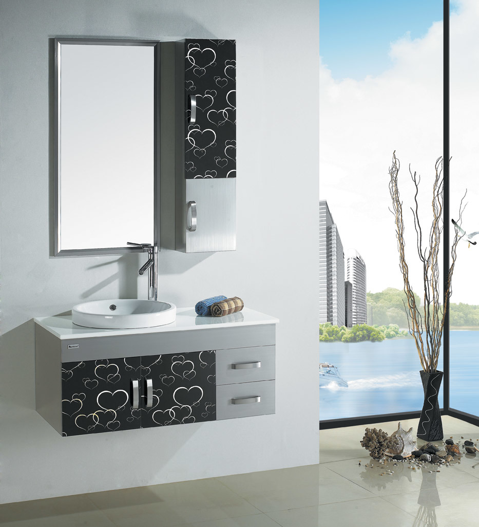 stainless steel bathroom cabinet s 1238 china bathroom cabinet