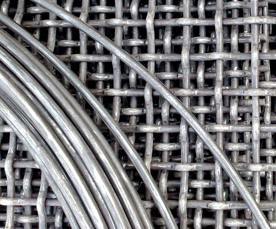 Crimped Wire Mesh : Crimped wire mesh wl china decorate