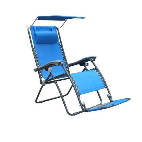 China Zero Gravity Lounge Chair SL C0817 China Folding