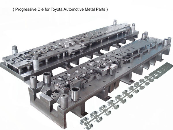 Stamping Die for The Toyota Auto Part