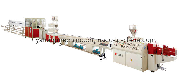 Sjsz80 PVC Pipe Extrusion Machine