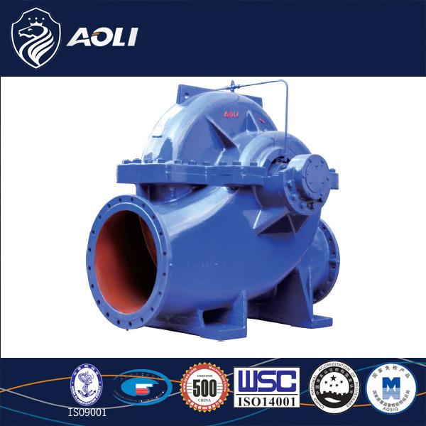Alns Split Casing Double Suction Water Pump