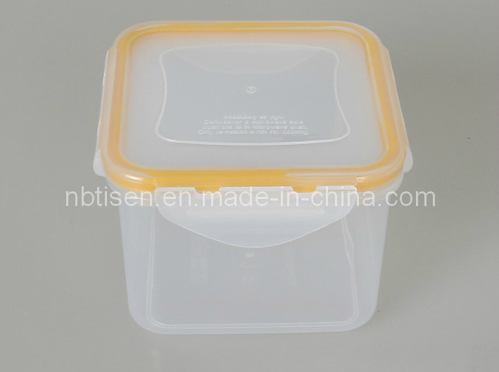 Plastic Lunch Box/Food Storage Container (TS-W9)