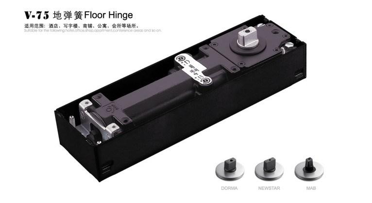China Floor Spring Door Closer V 75 China Floor