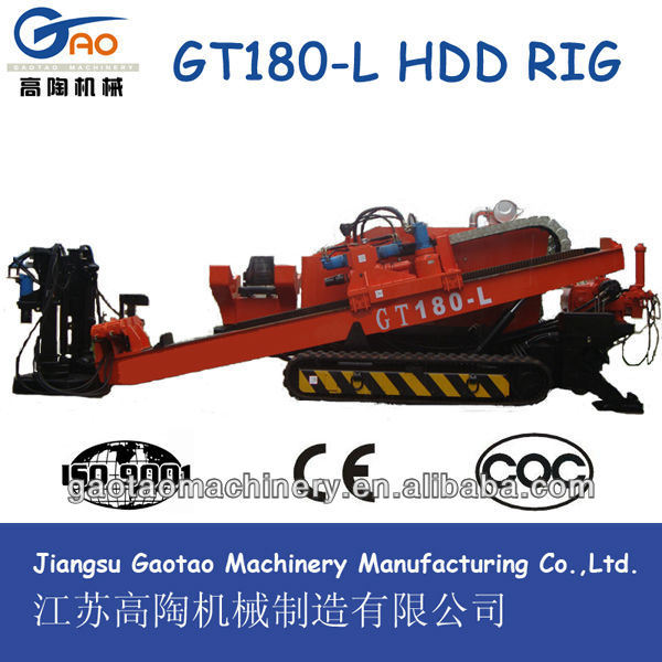 Best-Selling 18t HDD Drilling Equipment