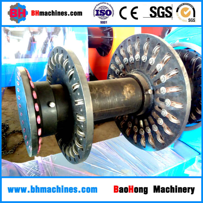 (500/1+6+12) High Speed Rigid Stranding Machine