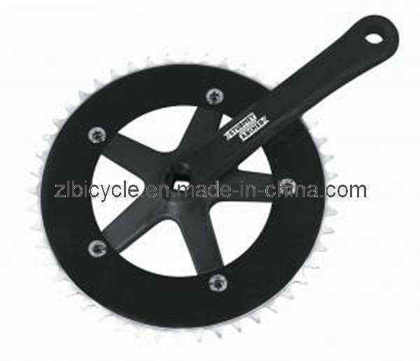 High Quality Fix Gear Bicycle Parts Crankset (Lasco)