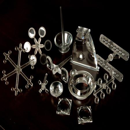 High Quality Professional Plastic Lens (JACK0075)