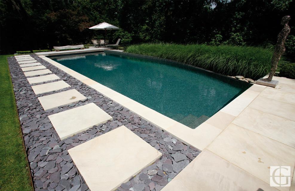 Panneau en pierre de piscine d 39 ardoise panneau en pierre de piscine d 39 ardoise fournis par for Pierre d ardoise