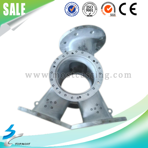 Lost Wax Precision Stainless Steel Casting Spare Parts for Flange Valve